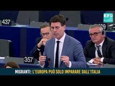 Migranti: L'Europa può solo imparare dall'Italia - Ignazio Corrao - M5S - YouTube
