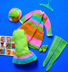 Vintage 1969 Francie 1230 Merry Go Rounders w Bonus Doll 3 Day   eBay