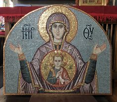 Portrait Art, Mosaic Art, Saints, Workshop, Temples, Painting, Religious Art, Atelier, Work Shop Garage