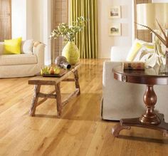 Hardwood Floors: Somerset Hardwood Flooring - Character Collection Engineered 3-1/4 IN. - White Oak Natural