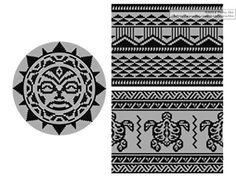PATTERN: POLYNESIA - Set of wayuu mochila patterns - wayuu bag pattern - mochila bag pattern - tapestry crochet pattern - CHARTED pattern Tapestry Crochet Patterns, Crochet Stitches Patterns, Knitting Patterns, Cross Stitch Patterns, Bag Patterns, Bag Pattern Free, Tote Pattern, Bead Crochet, Irish Crochet