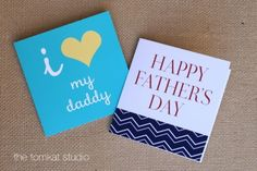 The TomKat Studio: {HGTV} Free Printable Father's Day Cards!