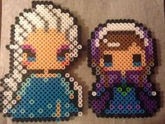 Elsa and Anna Perlers by ghibligirl95