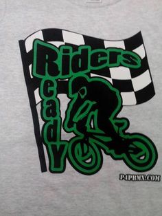 BMX themed shirts support our mission to help children with life threatening illnessses, currently all profits from our webstore will help a 9yo girl named Anna Kitada fighting Cancer www.p4pbmx.com