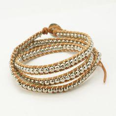 PandaHall Jewelry—Fashion Leather Wrap Around Bracelets | PandaHall Beads Jewelry Blog