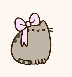 Gato Pusheen, Pusheen Love, Chat Kawaii, Kawaii Art, Kawaii Doodles, Cute Kawaii Drawings, Cat Wallpaper, Kawaii Wallpaper, Pusheen Birthday