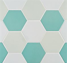 Dream Bathroom tile take 1