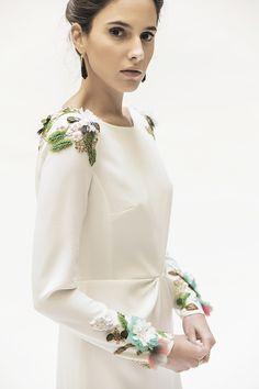 Vestido de novia de Beba's Closet – Tendencias de Bodas Magazine #vestidodenovia #weddingdress #tendenciasdebodas