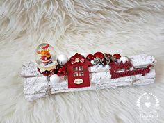 Karácsonyi asztali dekoráció, Christmas table decoration, Merry Christmas Advent Calendar, Holiday Decor, Home Decor, Decoration Home, Room Decor, Advent Calenders, Home Interior Design, Home Decoration, Interior Design