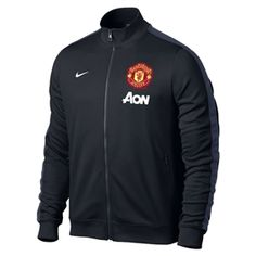 The Nike Manchester United N98 jacket is perfect for warm or cold weather. Get yours today at soccercorner.com