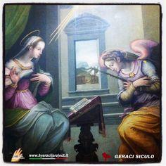 #GeraciSiculo, festeggiamenti in onore di M. SS. Annunziata, Compatrona di Geraci!! Il portale ufficiale del progetto 👉 www.hyeracijproject.it
