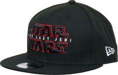 finest selection 646d9 3111f Star Wars The Last Jedi New Era 950 Snapback Cap + Gift Box