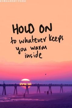 hold on tight!