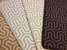 Kingston Is A Geometric Patterned Carpet That Can Be Used