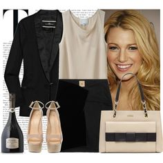 Blake Lively has such a classic style