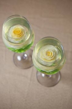 "Gelatina Artistica, upscale ""jello shots""! Completely edible"