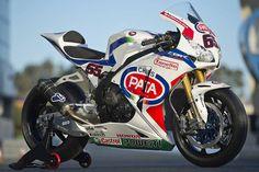 2013 Honda CBR 1000 RR WSBK