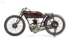 Garelli Racing Motorcycle Italy