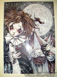 Misty Circus - Victoria Francés