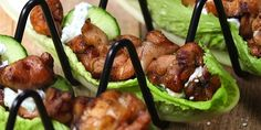 Experience The Amazing Flavors Of These Ginger Tzatziki Chicken Wraps