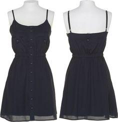 15DOLLARSTORE.COM - VELVET HEART Velvet Heart Summer Dress with Empire Waist
