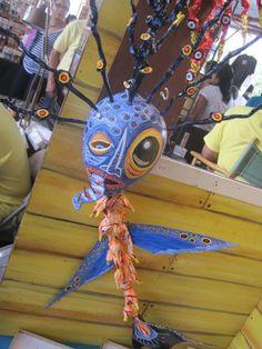Puerto Rico - Vejigante Mask