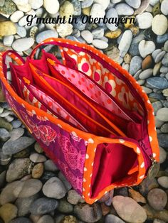 "G'macht in Oberbayern: Sew-Together-Bag von ""Sew Demented"" - der deutsche Sew-Along mit Linkparty"