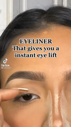Makeup Tutorial Eyeliner, Makeup Looks Tutorial, Eyebrow Makeup, Skin Makeup, Makeup Art, Makeup Eye Looks, Pinterest Makeup, Makeup Makeover, Aesthetic Makeup