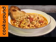 Zuppa di fagioli - YouTube