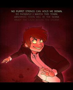 no puppet strings can hold me down so patiently i watch this town - Google Search