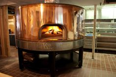 Wood Fired Restaurant or Bakery Oven | Le Panyol Commercial Model 180 | Maine Wood Heat Co.