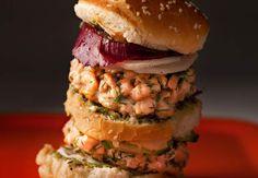 Burger nordiqueVoir la recette du Burger nordique >>