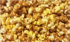 Chicago Style Popcorn: Delicious combination of cheddar and caramel popcorn.