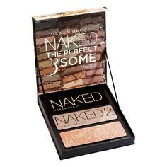 Naked: The Perfect 3Some in color naked the perfect 3some