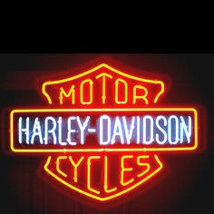 27 best neon beer signs bar lights images on pinterest beer harley davidson motorcycles neon sign yes this would be way better than an outdoor light by the garage screams park here aloadofball Image collections