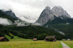 Zugspitze Alps, Germany
