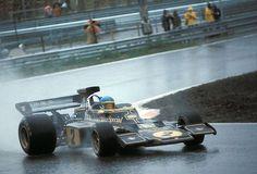 Ronnie Peterson (SWE), Lotus 72E Zandvoort, 1973. © Schlegelmilch