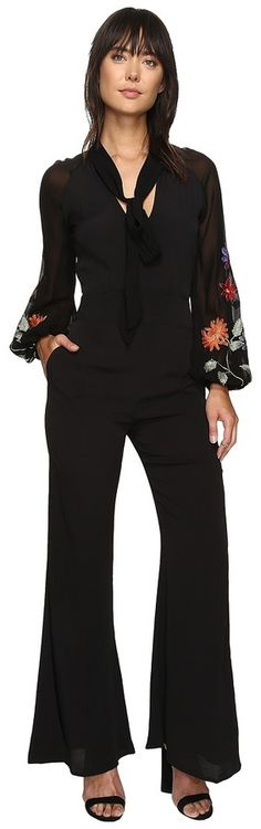 Free People - Smoke Ring Jumpsuit Women's Jumpsuit & Rompers One Piece