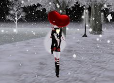Captured Inside IMVU - Join the Fun! la navidad :D