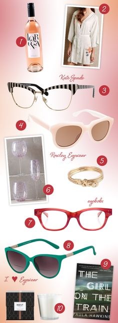 Top 10 Spexy Gifts for Momma: http://eyecessorizeblog.com/2015/05/top-10-spexy-gifts-momma/