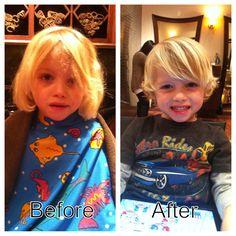 kids cut by Rebecca Ramey