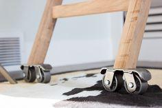 Artisan Sliding Ladder | Handcrafted Furniture | Artisan Hardware