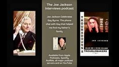 Finding My Father, The Joe, Latest Books, Jackson, Interview, Gay, Celebrities, Youtube, Celebs