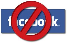Blocking Social Media at Work I Hate Facebook, Blocked On Facebook, Block Facebook, Facebook Humor, Deactivate Facebook, Facebook Developer, Profil Facebook, Wordpress, Social Networks