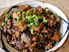 Eggplant & Pork with Sweet Miso Sauce なすと豚肉の味噌炒め Asian Recipes, Healthy Recipes, Healthy Nutrition, Drink Recipes, Healthy Eating, Eggplant Recipes, Food Photo, Food Inspiration, Love Food
