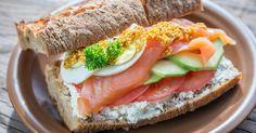 Voyagez chic avec ces 25 sandwichs qui ne tachent pas ! - Diaporama 750 grammes