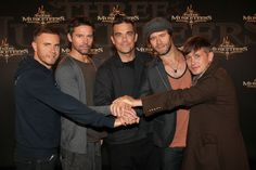 Take That / Three Musketeers