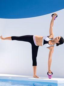 yoga workout, kettlebell workout, yoga poses, kettlebell exercises, yoga routine