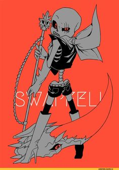 Oh lord *w* Swapfell Sans can frick me up any day