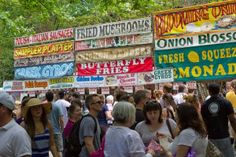 The annual Inman Park Festival takes place in one of Atlanta's oldest + most scenic neighborhoods.  Music, kids activities, a Tour of Homes, a marvelous street parade, an artists' market + some of the city's best people-watching!